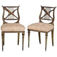 Lyre Back Chairs Antique by Lyre Back Chairs 68 For Sale On 1stdibs