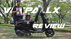 Vespa LX 150 Review Indonesia