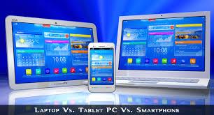 Laptop Vs Tablet PC Vs Smartphone • TechLila