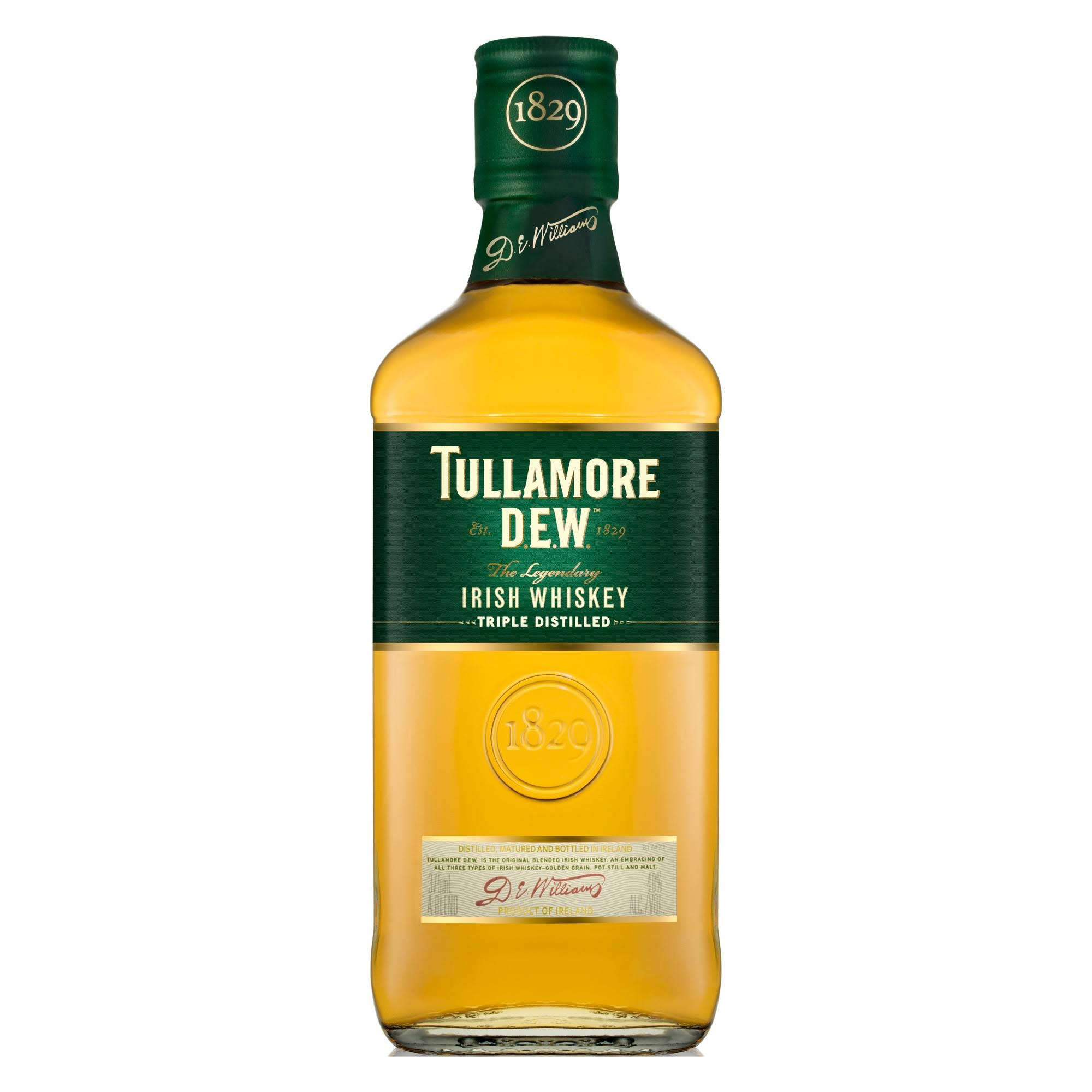 Tullamore DEW Irish Whiskey 375ml