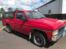 1988 Nissan Truck E Stock # 000056 For Sale Near Brainerd, MN | MN ...