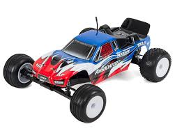Team Associated RC10 T4.3 Brushless RTR 1/10 Stadium Truck (Blue ...