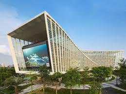 100 Bay Architects Prince Marketing Exhibition Centre AECOM Amazing
