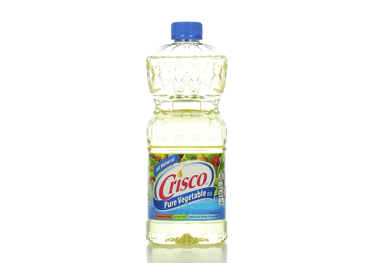 Crisco Pure Vegetable Oil - 48oz