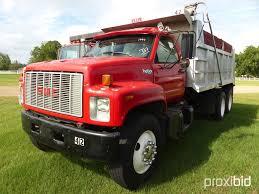 100 1994 Gmc Truck GMC TopKick Tandemaxle D Auctions Online Proxibid