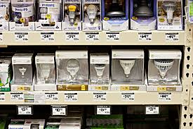 LED the Future of Light Bulbs Win a $50 The Home Depot GC