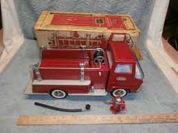 VINTAGE TONKA FIRE Truck Pumper #2926 Gas Turbine With Hydrant & Box ... Pin By Robert W Eager On Old Toys Pinterest Tonka Fire Truck Vintage Tonka Fire Truckitem 333c43 Look What I Found Joe Lopez Twitter Truck 55250 Pressed Steel Amazoncom Mighty Motorized Toys Games Metal Toy Semi Bottom Dump Donated To Museum Whiteboard Product 33 Inch Bodnarus Auctioneering 1963 Pumper Etsy No 5 Mfd Fire Truck Toy Buy 1999 Hasbro Department Push Pull Welcome To East Texas Garage Vintage Pumper
