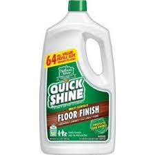 Bona Floor Polish Target by Quick Shine 27 Oz Floor Finish 77777 The Home Depot