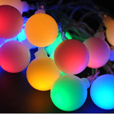 Twinkling Christmas Tree Lights Uk by Jndee 5m 16feet 50 Led Colour Changing Fading Twinkling Led Mains