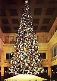 Silver Tip Christmas Tree Bay Area by Chicago U0027s Marshall Fields Christmas Tree Huge And Magical The