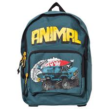 Animal Teal Sidekick Truck Backpack | AlexandAlexa Cheap Monster Bpack Find Deals On Line At Sacvoyage School Truck Herlitz Free Shipping Personalized Book Bag Monster Truck Uno Collection 3871284058189 Fisher Price Blaze The Machines Set Truck Metal Buckle 3871284057854 Bpacks Nickelodeon Boys And The Trucks Shop New Bright 124 Remote Control Jam Grave Digger Free Sport 3871284061172 Gataric Group Herlitz Rookie Boy Bpack Navy Orange Blue