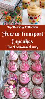 The Easiest Way To Transport Cupcakes Is A Cupcake Box But What If You Do