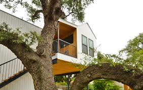 100 Tree House Studio Wood 1BR SoCo House TurnKey