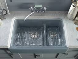 Kohler Farm Sink Protector by Whitehaven Kitchen Sinks Kitchen New Products Kitchen Kohler