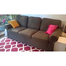 canape ektorp canap 3 places ikea affordable canap ikea cuir places with canap