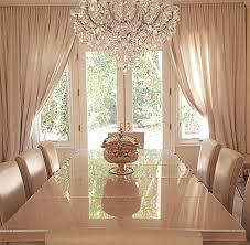 Dining Room Curtain Ideas Designer Decorating Luxury Design Curtains