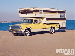 1973 Dodge D100 Camper - Hot Rod Network