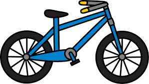 Picture Freeuse Library Blue Clip Art Download Bike