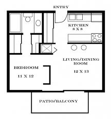 100 Tiny Apartment Layout S Bedroom Architectures Plans One Large Ideas Floor