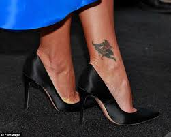 Not A Fan When Speaking Of The Rose Tattoo With Wave Design Kelly Would