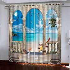 Schlafzimmer Vorhã Nge Großhandel Marmor Römische Spalte Villa Blick Vorhänge 3d Blackout Vorhänge Wohnzimmer Schlafzimmer Küchenfenster Vorhang Wohnkultur Lcwallpapers