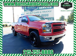 100 Rally Truck For Sale Used 2014 Chevrolet Silverado 1500 In Fairless Hills PA