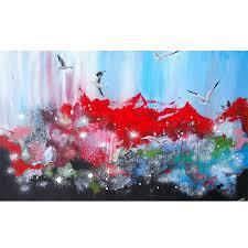 Témoignage De Sylvie Bruccheri Sur La Formation Peintre Abstrait
