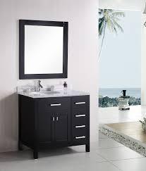 Single Sink Vanity With Makeup Table by Vanity Sets Bathroom Bathroom Decoration