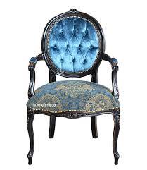 sessel schwarz mit knöpfen in der rücklehne sessel klassisch für wohnzimmer im stil möbel aus buchenholz sehr italienisches design