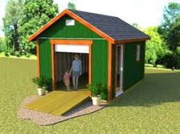 Saltbox Shed Plans 12x16 by 12x16 Shed Plans