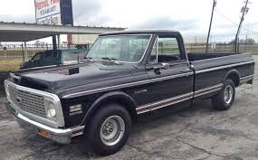 1972 Chevrolet C10 | Pickups Panels & Vans (Original) | Pinterest ... 1972 Chevy K20 Pick Up 4x4 Dealer Keeping The Classic Pickup Look Alive With This 1968 Trucks For Sale Truck Chevrolet Suburban K5 Blazer For Sale 84525 Mcg C10 Pickups Panels Vans Original Pinterest Black Betty Photo Image Gallery Stepside Short Bed Up Cst Longbed Frame Off Restoration No Dents Hemmings Find Of Day Cheyenne P Daily 1971 Chevy Pickup Custom 10 Orange 350 Motor