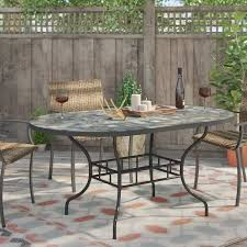 Ideas for Make an Oval Patio Table