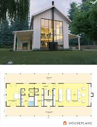 Very Cool Modern Farmhouse With Plans Parts Of This Are Really Great Plan ArchitectNicholasLee Make Master On Suite Bath More Rustic Style
