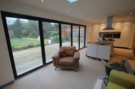 Mr Mrs Bodden Bifold Door Project Contemporary Living Room