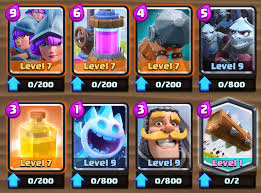 priest deck august 2017 clash royale card popularity snapshot august 2017