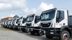 100 20 Trucks SIFAX Haulage Buoys Operations With New Trucks The Guardian