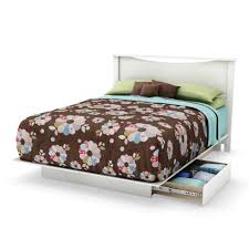 South Shore Step One Collection Dresser by South Shore Soho Full Queen Storage Platform Bed With 2 Drawers