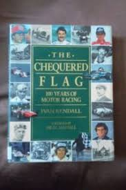 THE CHEQUERED FLAG Book