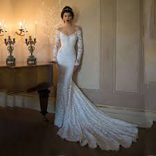 compare prices on lace sleeve wedding dress online shopping buy