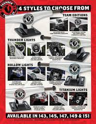 Thunder Trucks Thunder 147 HI Ed Templeton Trucks Silver (8