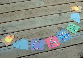 Make A Banner For Your Summer Camp Cabin