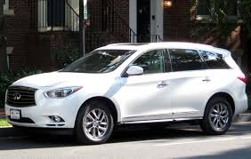 Infiniti QX60 - Wikipedia Infiniti Qx80 Wikipedia 2014 For Sale At Alta Woodbridge Amazing Auto Review 2015 Qx70 Looks Better Than It Rides Chicago Q50 37 Awd Premium Four Seasons Wrapup 42015 Qx60 Hybrid Review Kids Carseats Safety Part Whatisnewtoday365 Truck Images 4wd 4dr City Oh North Coast Mall Of Akron 2019 Finiti Suv Specs And Pricing Usa Used Nissan Frontier Sl 4d Crew Cab In Portland P7172a Preowned Titan Sv Baton Rouge I5499d First Test