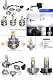 visit to buy 2017 h6 h4 led motorcycle headlight bulb l h4