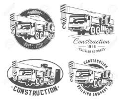 Truck-mounted Crane. Set Of Vector Logos. Royalty Free Cliparts ... Truck Logos Truckmounted Crane Set Of Vector Royalty Free Cliparts On Behance 3 Template Letter Paper Club Pickupsnpanels Classic Gm Big Vectors And Chevy Logo Png Transparent Svg Freebie Supply Canters Graphis Ram Wallpaper Wallpapersafari Logos Pinterest Entry 19 By Ikangnavalm For Donut Design Eines Food Of With Concrete Mixer Truck