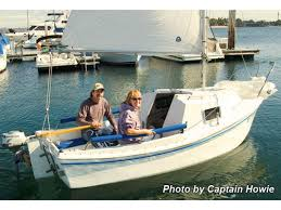2004 International Marine West Wight Potter Sailboat For Sale In