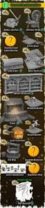 3d Dungeon Tiles Kickstarter by Twisting Catacombs Miniature Dungeon Scenery By Zealot