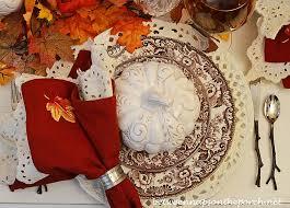 Pumpkin Soup Tureen Recipe by Autumn Fall Table Setting With Spode Woodland Pumpkin Tureens