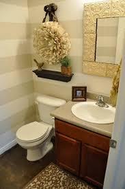 Half Bathroom Decorating Ideas Pinterest by 91 Best Bathroom Paint U0026 Paper Ideas Images On Pinterest
