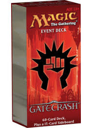 gatecrash event deck rally and rout sealed product sealed price