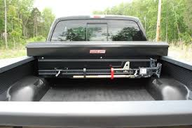 100 Low Profile Black Truck Tool Box F150 Weatherguard Es